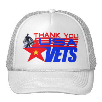 USA VETERANS CAP