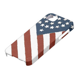 USA Vintage American Flag iPhone 5 Cover