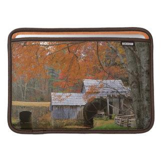 USA, Virginia, Blue Ridge Parkway, Autumn Sleeve For MacBook Air