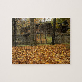 USA, Virginia, Covington, Humpback Covered Jigsaw Puzzle