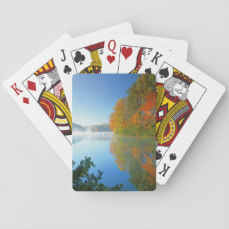 USA, Virginia, Fairy Stone State Park 2 Playing Cards