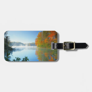 USA, Virginia, Fairy Stone State Park Luggage Tag