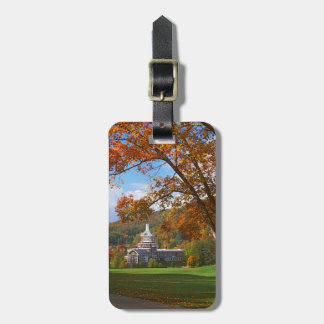 USA, Virginia, Hot Springs, The Homestead Luggage Tag