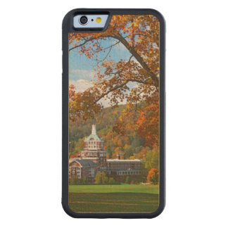 USA, Virginia, Hot Springs, The Homestead Carved® Maple iPhone 6 Bumper Case