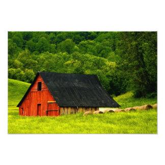 USA, Virginia, Shenandoah National Park, 2 Photo Print