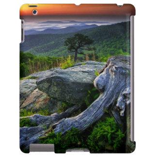 USA, Virginia, Shenandoah National Park. iPad Case