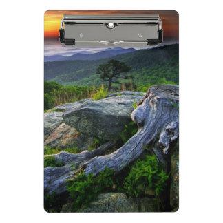 USA, Virginia, Shenandoah National Park Mini Clipboard