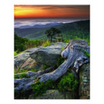 USA, Virginia, Shenandoah National Park. Photograph