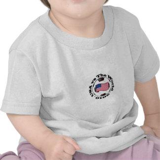USA vs The World 2010 Tshirt
