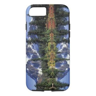 USA, WA, Heather Meadows RA. Mount Shuksan at iPhone 8/7 Case