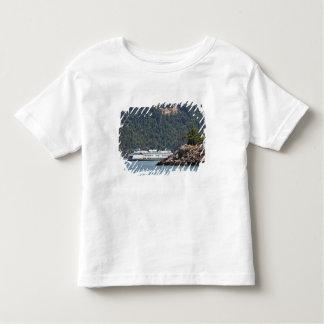 USA, WA. Washington State Ferries Toddler T-Shirt