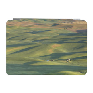 USA, WA, Whitman Co., Palouse Farm Fields From iPad Mini Cover