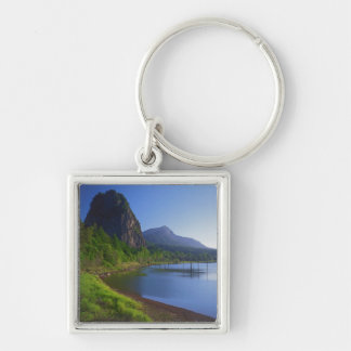 USA, Washington, Beacon Rock State Park, Beacon Key Ring