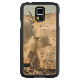 USA, Washington, Cascade Range 2 Carved Maple Galaxy S5 Case