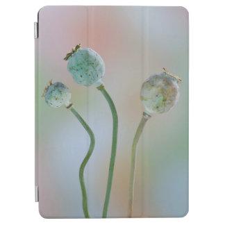 USA, Washington. Close-Up Of Colorful Poppy Seed iPad Air Cover