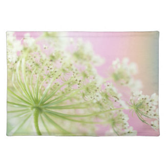 USA, Washington, Close-up of cow parsnip Placemat