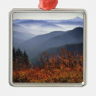 USA, Washington, Columbia River Gorge National Christmas Ornament