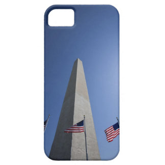 USA, Washington, D.C. American flags at the Barely There iPhone 5 Case