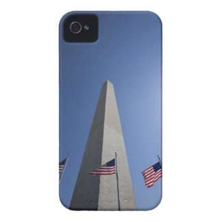 USA, Washington, D.C. American flags at the iPhone 4 Case-Mate Cases