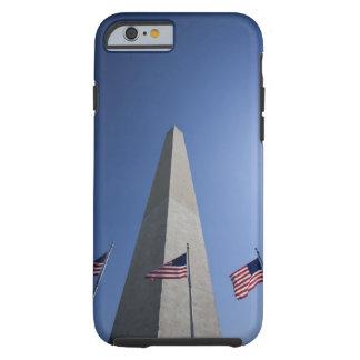USA, Washington, D.C. American flags at the Tough iPhone 6 Case