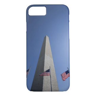 USA, Washington, D.C. American flags at the iPhone 8/7 Case