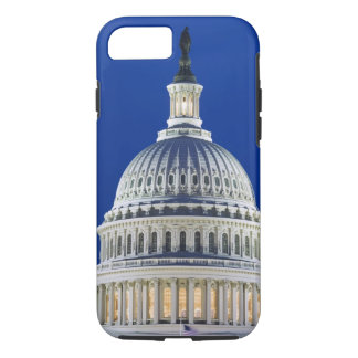 USA, Washington, D.C. Close-up of the Capitol iPhone 8/7 Case