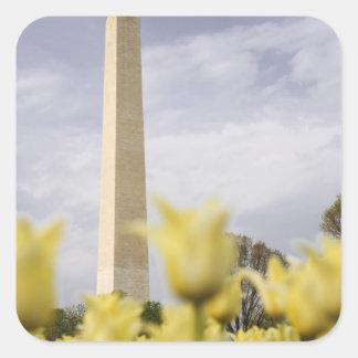 USA, Washington, D.C. The Washington Monument as Sticker