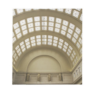 USA, Washington, D.C. View of ceiling 2 Notepad