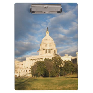 USA, Washington DC, Capitol building Clipboard