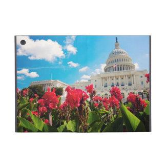 USA, Washington DC, Capitol Building Cover For iPad Mini