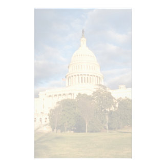 USA, Washington DC, Capitol building Customised Stationery