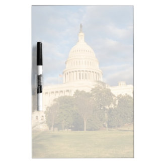 USA, Washington DC, Capitol building Dry Erase Board