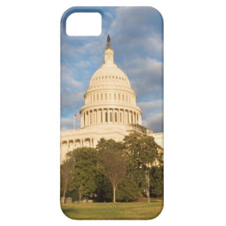 USA, Washington DC, Capitol building iPhone 5 Cases