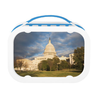 USA, Washington DC, Capitol building Lunch Box