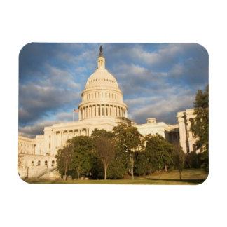 USA, Washington DC, Capitol building Magnet