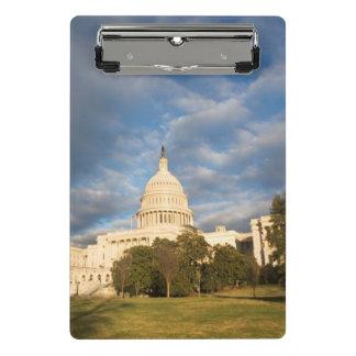 USA, Washington DC, Capitol building Mini Clipboard
