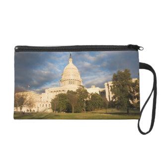 USA, Washington DC, Capitol building Wristlet