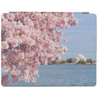 USA, Washington DC, Cherry tree iPad Cover