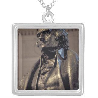 USA, Washington DC. Thomas Jefferson Memorial. Custom Necklace