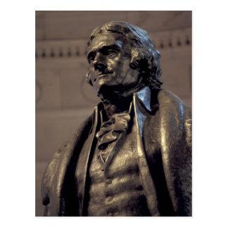 USA, Washington DC. Thomas Jefferson Memorial. Postcard