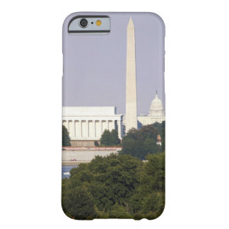 USA, Washington DC, Washington Monument and US Barely There iPhone 6 Case