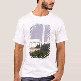 USA, Washington DC, Washington Monument and US T-Shirt