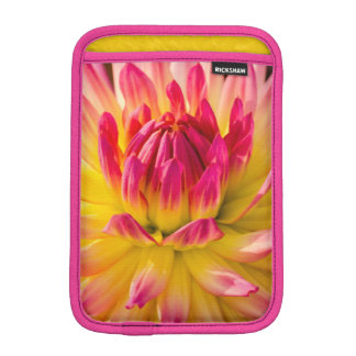 USA, Washington. Detail Of Dahlia Flower iPad Mini Sleeve