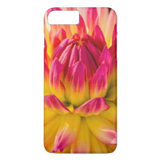USA, Washington. Detail Of Dahlia Flower iPhone 8 Plus/7 Plus Case