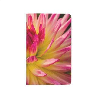 USA, Washington. Detail Of Dahlia Flower Journal