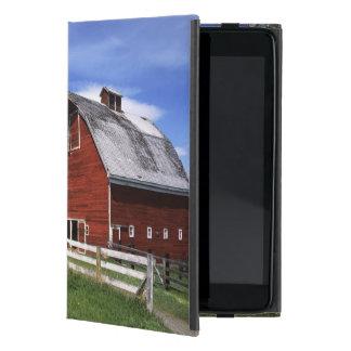 USA, Washington, Ellensburg, Barn Cover For iPad Mini
