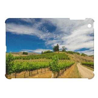 USA, Washington, Lake Chelan. Vineyard 3 iPad Mini Case