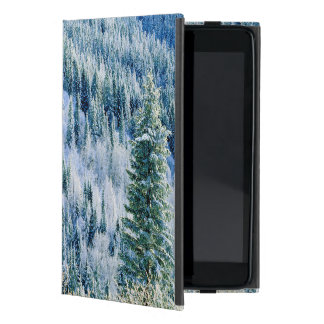 USA, Washington, Mt. Spokane State Park, Aspen 2 Case For iPad Mini