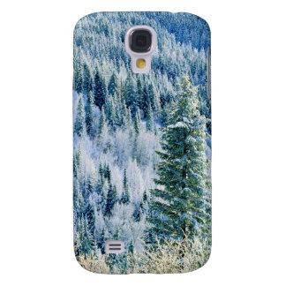 USA, Washington, Mt. Spokane State Park, Aspen Galaxy S4 Case