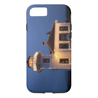 USA, Washington, Mukilteo. Mukilteo Lighthouse iPhone 8/7 Case